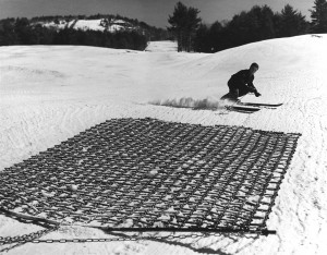 'The Magic Carpet' at Cranmore