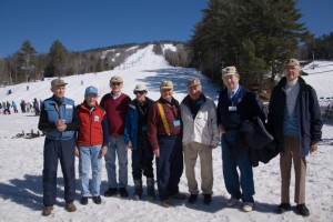 10th Mountain Division veterans at the 2010 event
