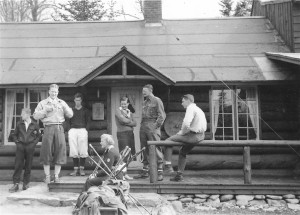 Pinkham Notch Camp, May 1936
