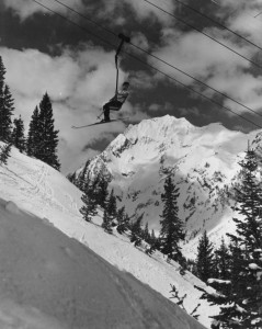 The first chairlift at Alta opened on January 15, 1939, though it was unreliable in its first season.