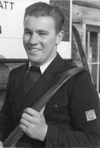 Toni Matt in 1939