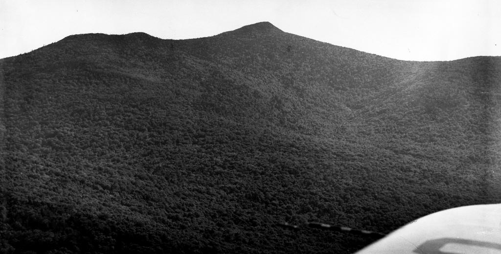 Killington Peak in 1957. Bob Perry photo.