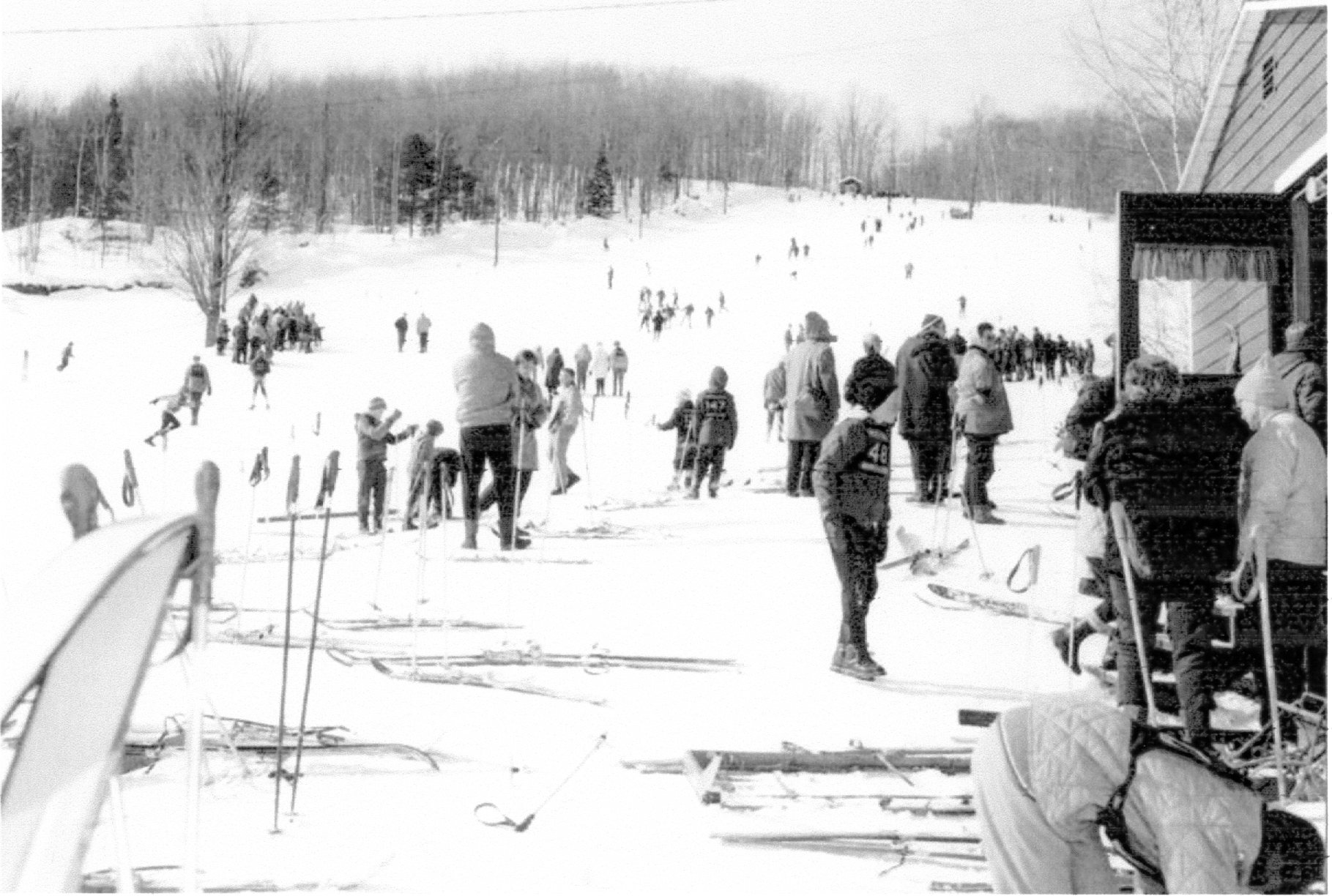 Mt. Eustis first opened in 1939, and organizers hope its rebirth will come in the winter of 2015.