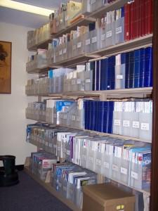 Robert Irwin Library