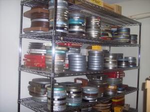 Films in Paumgarten Building